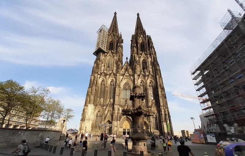 Welche Hausnummer Hat Der Kölner Dom